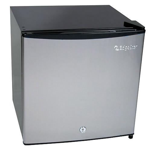 new portable compact small freezer fridge refrigerator w. Black Bedroom Furniture Sets. Home Design Ideas