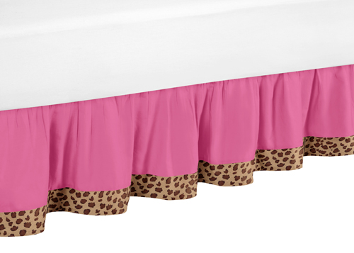 sweet jojo designs changing table pad cover for cheetah prin