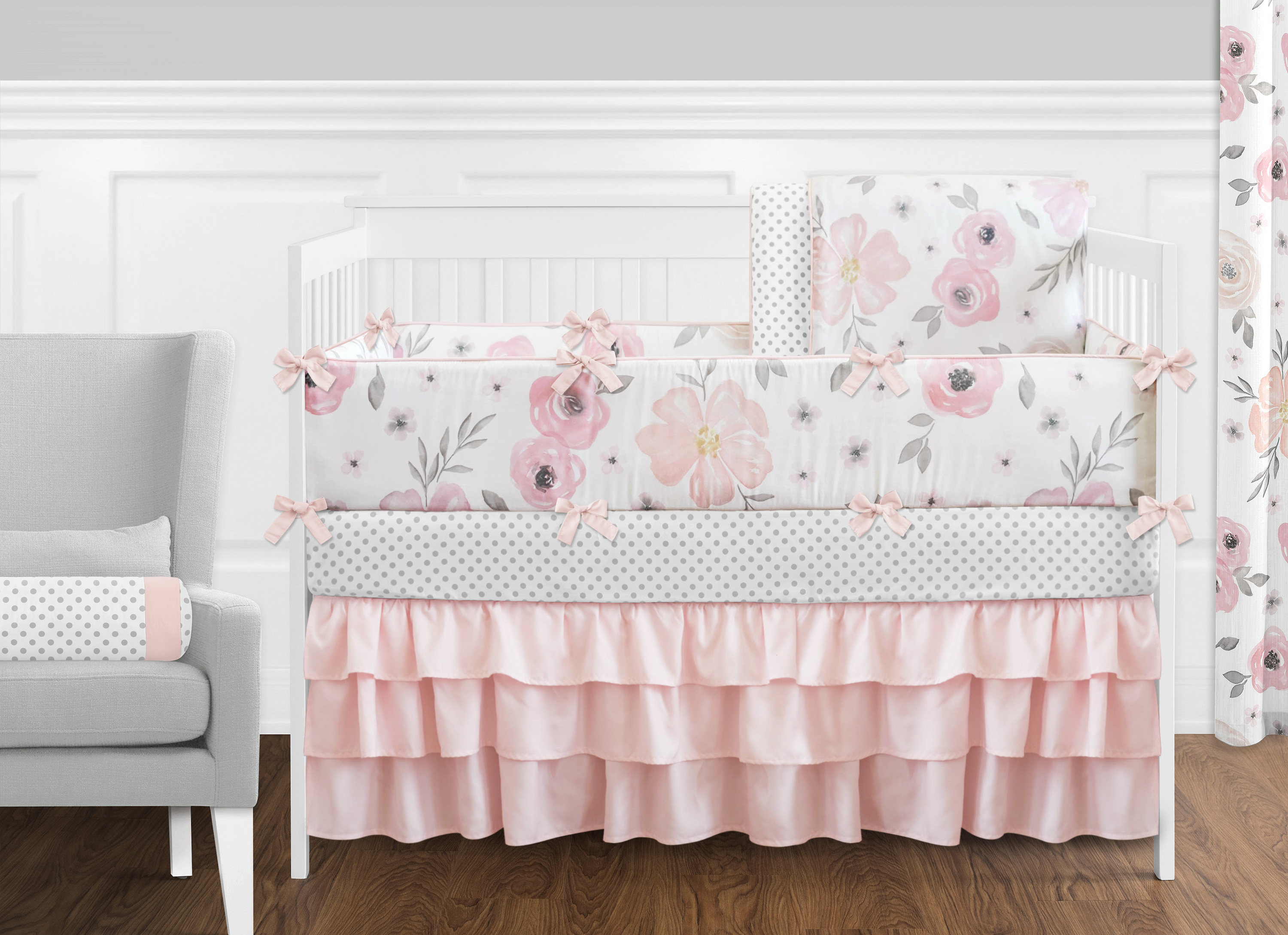 Crib Bedding Girl Uk