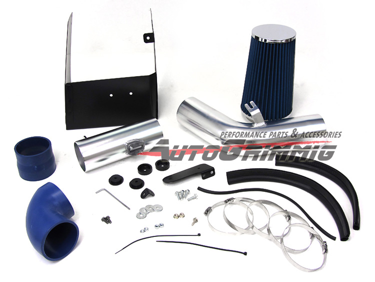 Short RAM Air Intake Kit for Ford 05 08 F150 5 4L V8 Heat Shield 06 07