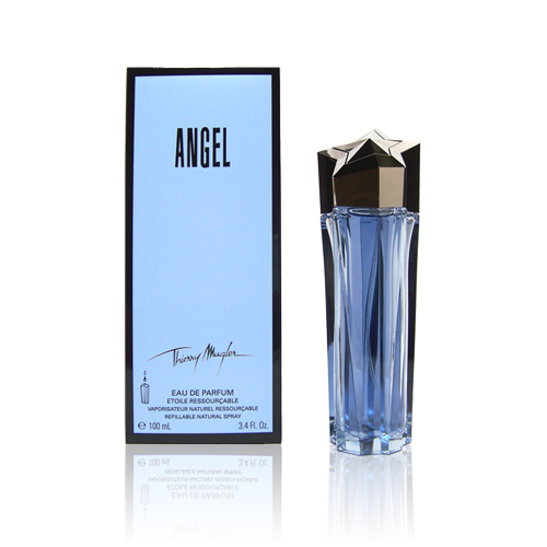 angel by thierry mugler 3 3 3 4 oz edp rising star. Black Bedroom Furniture Sets. Home Design Ideas