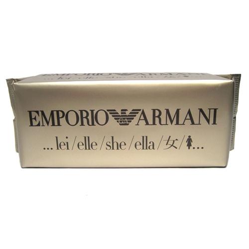 emporio armani she by giorgio armani 3 3 3 4 oz edp. Black Bedroom Furniture Sets. Home Design Ideas