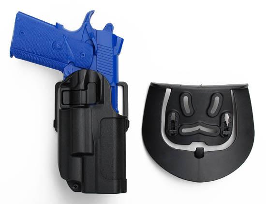 Кобура Поясная Blackhawk C1352 Glock Форт17 левая