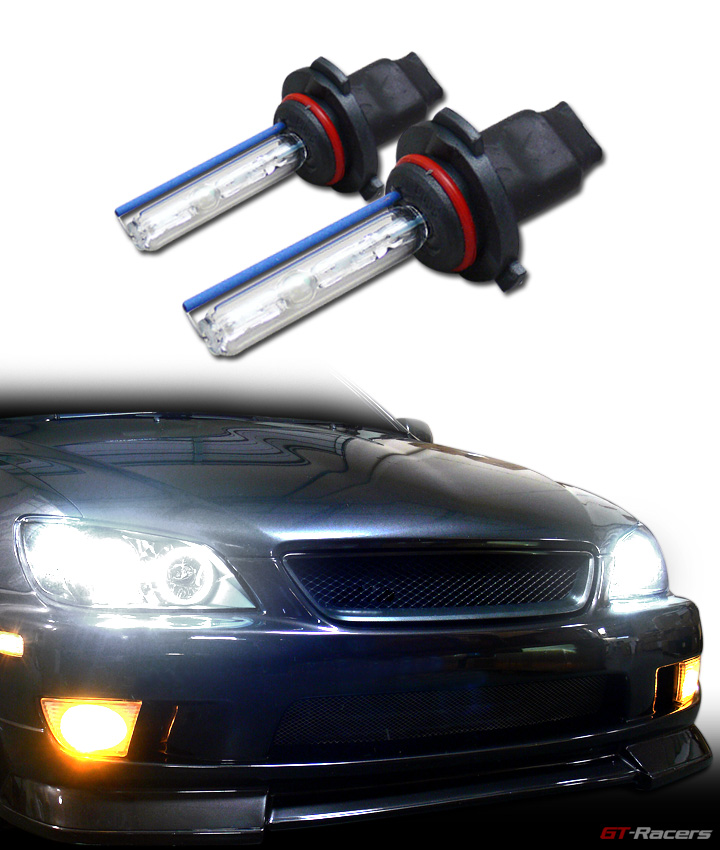 6000k hid xenon 9006 hb4 low beam head lights lamps. Black Bedroom Furniture Sets. Home Design Ideas
