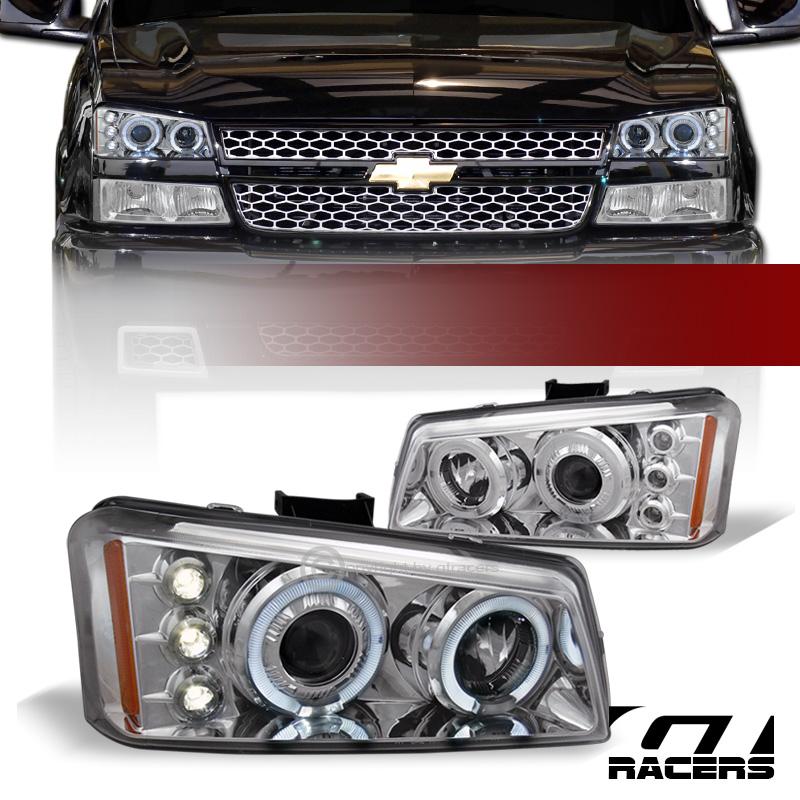 2002 Chevy Silverado Projector Head Lights
