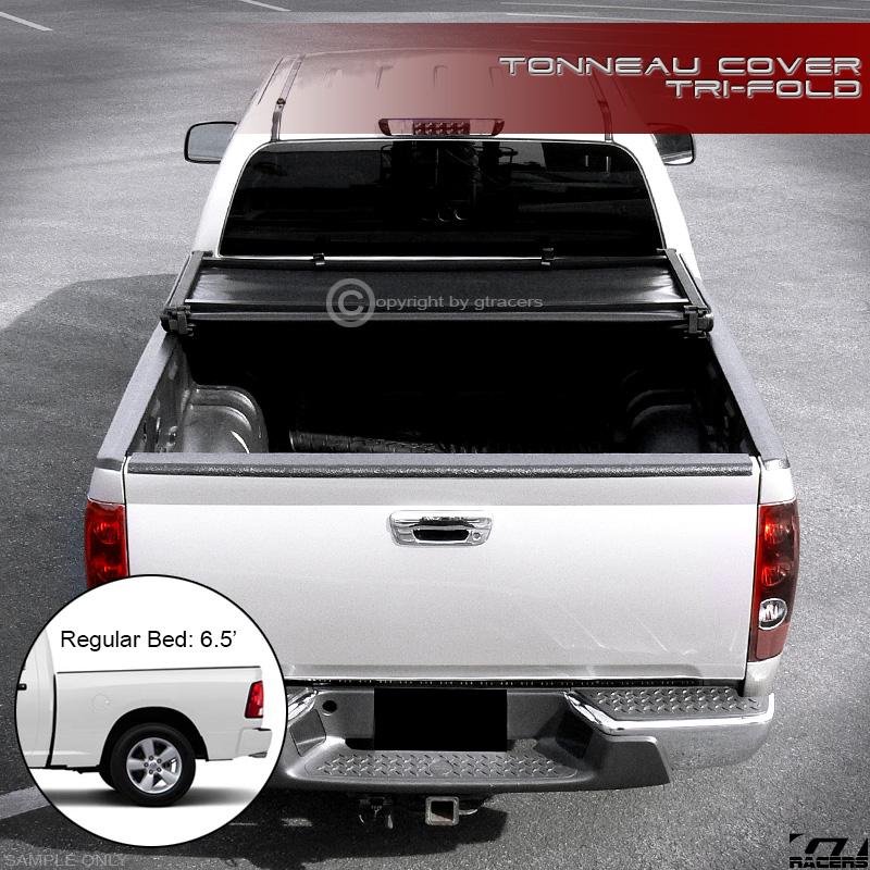 Dodge Bed Covers: TRI-FOLD SOFT TONNEAU COVER 2002-2008/2009 DODGE RAM TRUCK