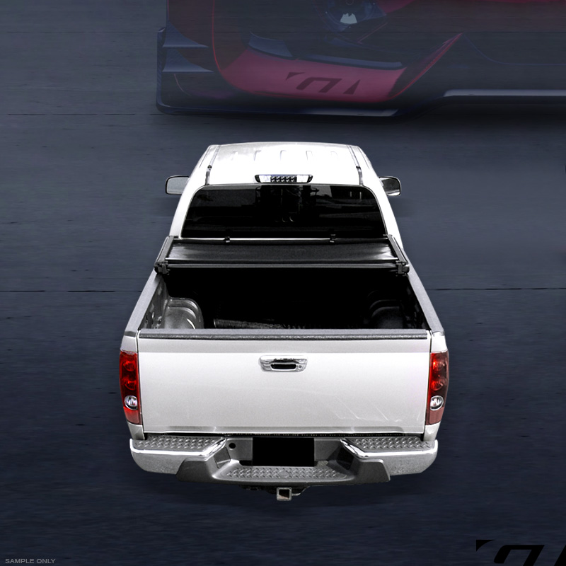 1994 Mazda B Series Regular Cab Suspension: TRI-FOLD SOFT TONNEAU COVER 1983-2011 FORD RANGER REGULAR
