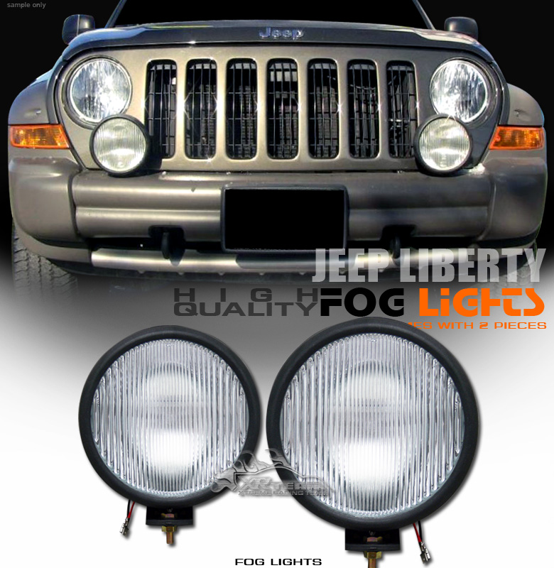 Renegade Bumper Replacements : Oem replacement  jeep liberty renegade suv clear