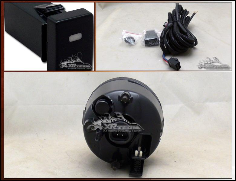 04 11 nissan titan 04 07 armada oem style clear lens bumper fog lights switch ebay