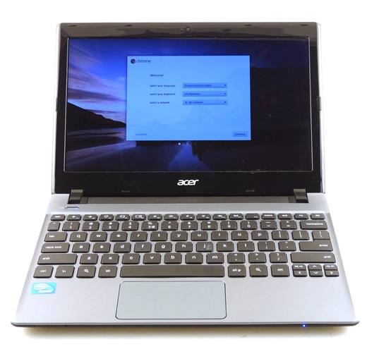 Acer Chromebook Virus Protection