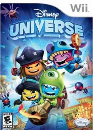 Disney Interactive Studios Disney Universe Nintendo Wii Video Game at Sears.com