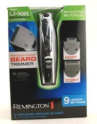 remington precision power beard trimmer mb 4040 new ebay. Black Bedroom Furniture Sets. Home Design Ideas
