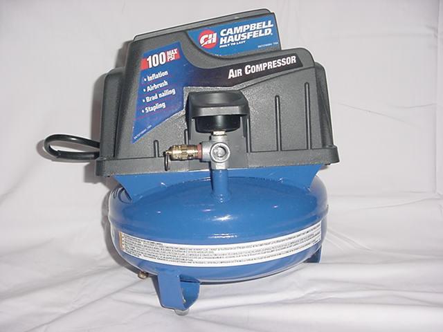 Campbell Hausfeld Air Tank : Campbell hausfeld air compressor gallon tank psi ebay