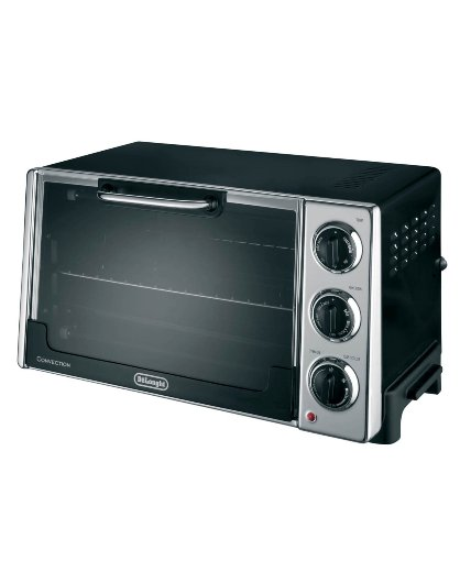Countertop Oven Delonghi : Details about DeLonghi Convection Toaster Oven- New