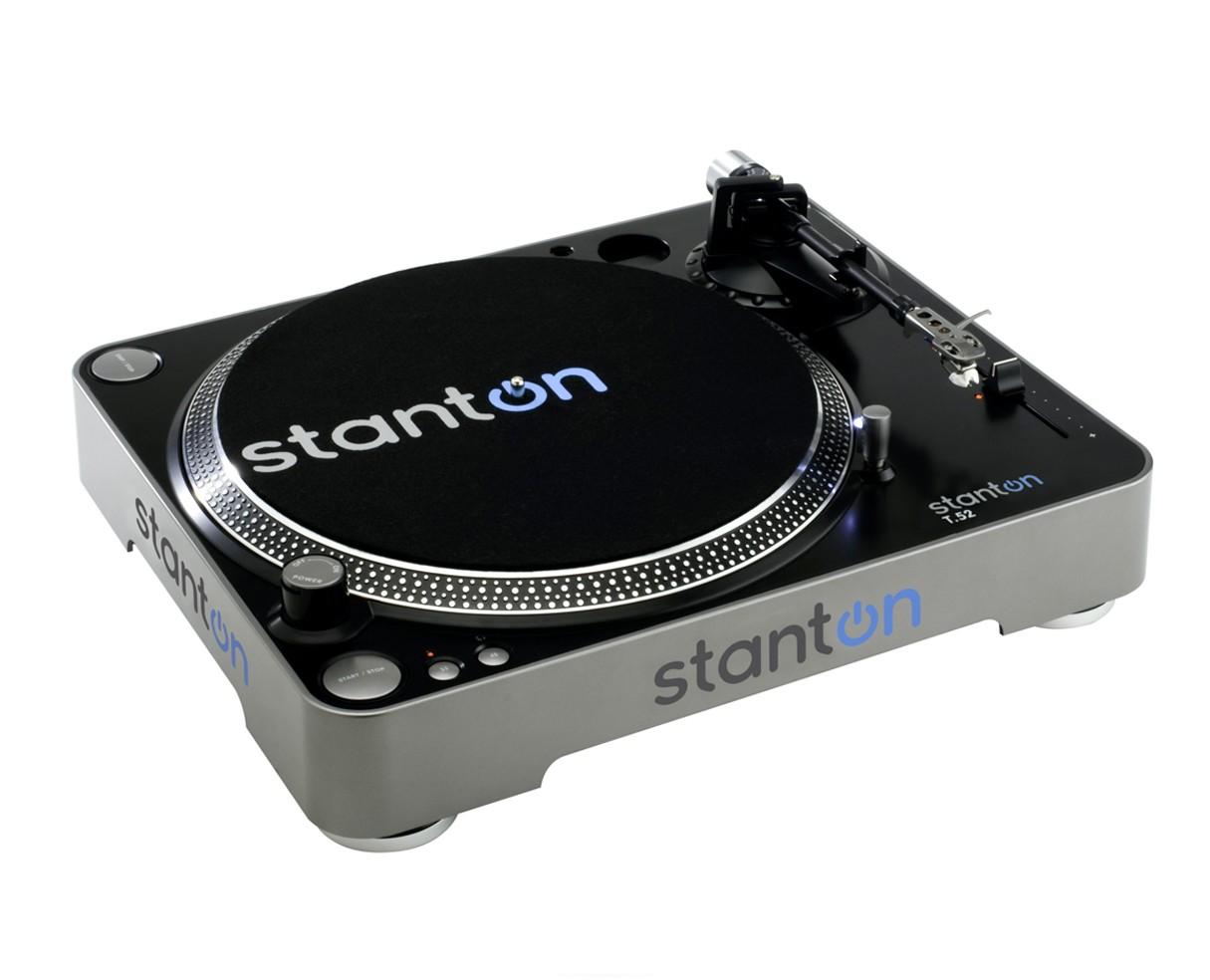 Stanton T 52B Belt Driven DJ Turntable