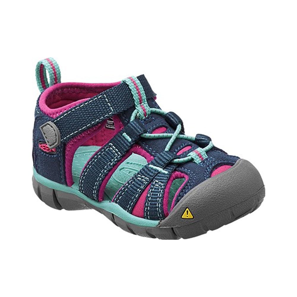 Keen Toddler\u0026#39;s Seacamp II CNX Shoes Poseidon/Very Berry ...
