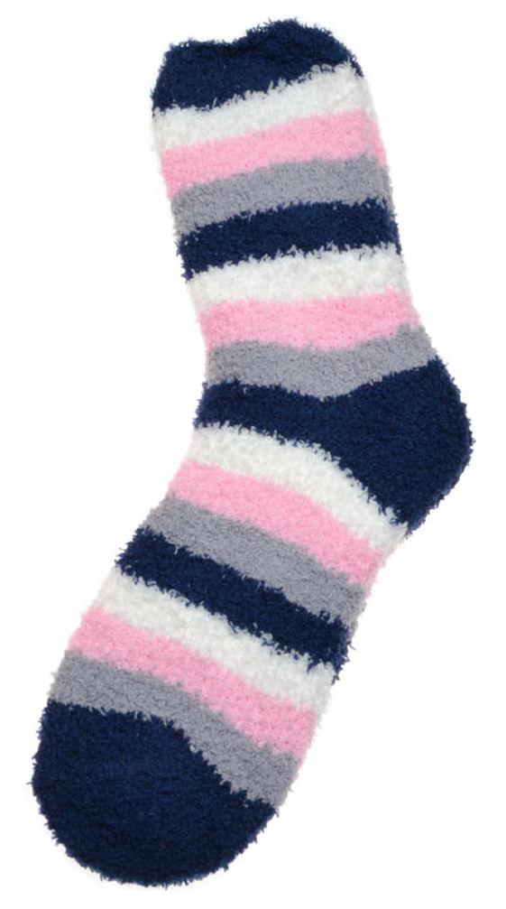 3 Pairs of Soft & Warm Ladies FLUFFY Socks - Bed cosy Socks eBay