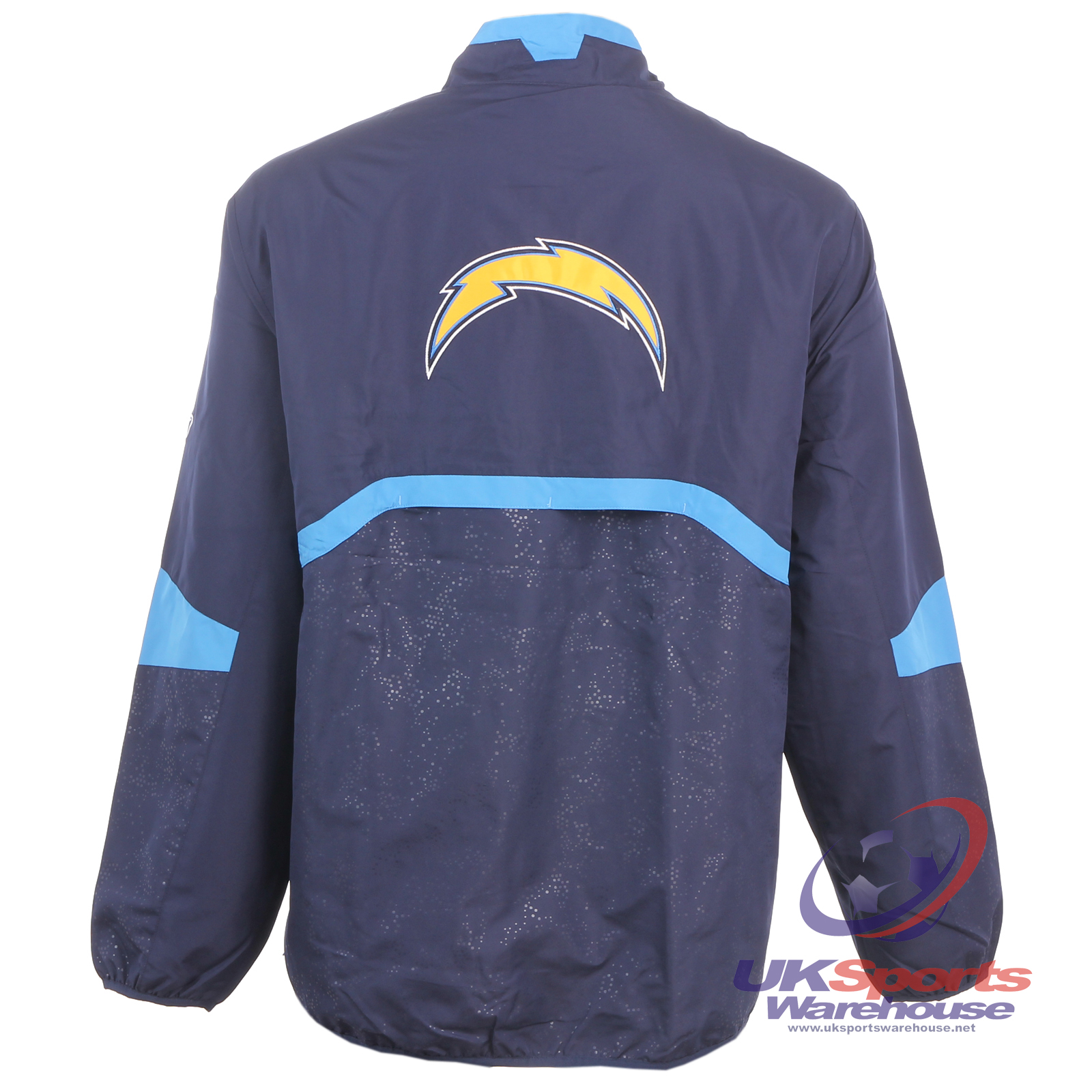 San Diego Chargers Front Office: Official Reebok San Diego Chargers NFL Hot 1/4 Zip Jackets