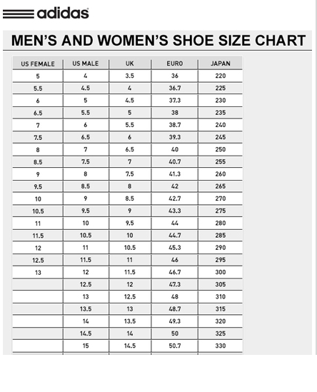adidas shoe size chart in cm: Adidas mens f30 adizero trx fg football boots micoach compatible