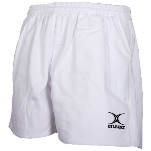 Gilbert-Kiwi-White-Rugby-Shorts-In-2XL