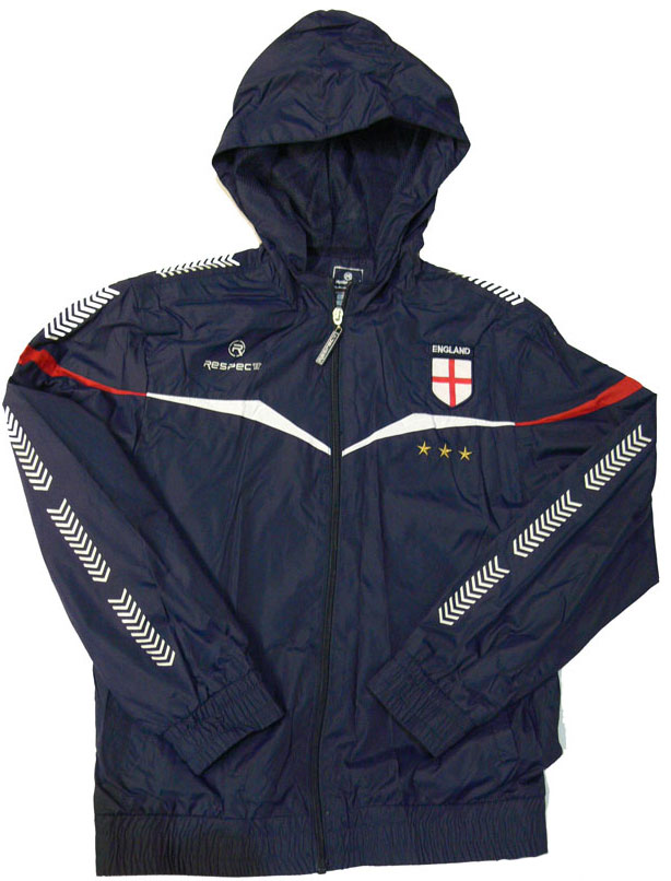 The Junior Sereno Football Rain Jackets are part of the brand new SERENO adidas Training wear range. This New boy's Wind Jacket is perfect for Warm Up, Warm Down, Travell, Training and casual.