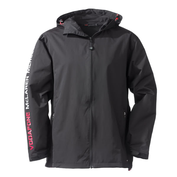 Vodafone-McLaren-Mercedes-V06BLW-Mens-Official-F1-Waterproof-Jacket-rrp-100