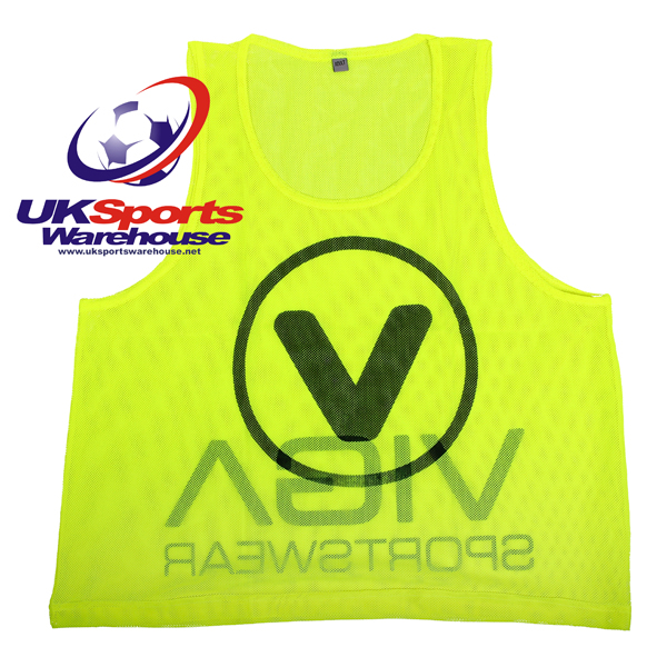 Viga-Football-Training-Bibs-3-Fluro-Colours-Lowest-Price-Worldwide-Free-P-P