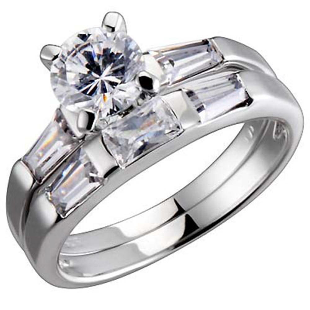 redneck wedding rings redneck wedding rings cubic zirconia wedding rings - Redneck Wedding Rings