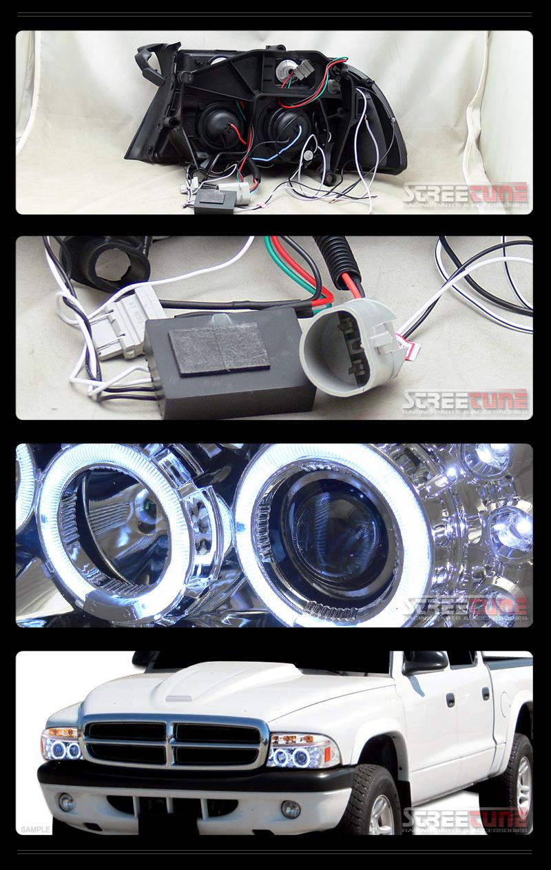 Portable LED Head Light Lamp