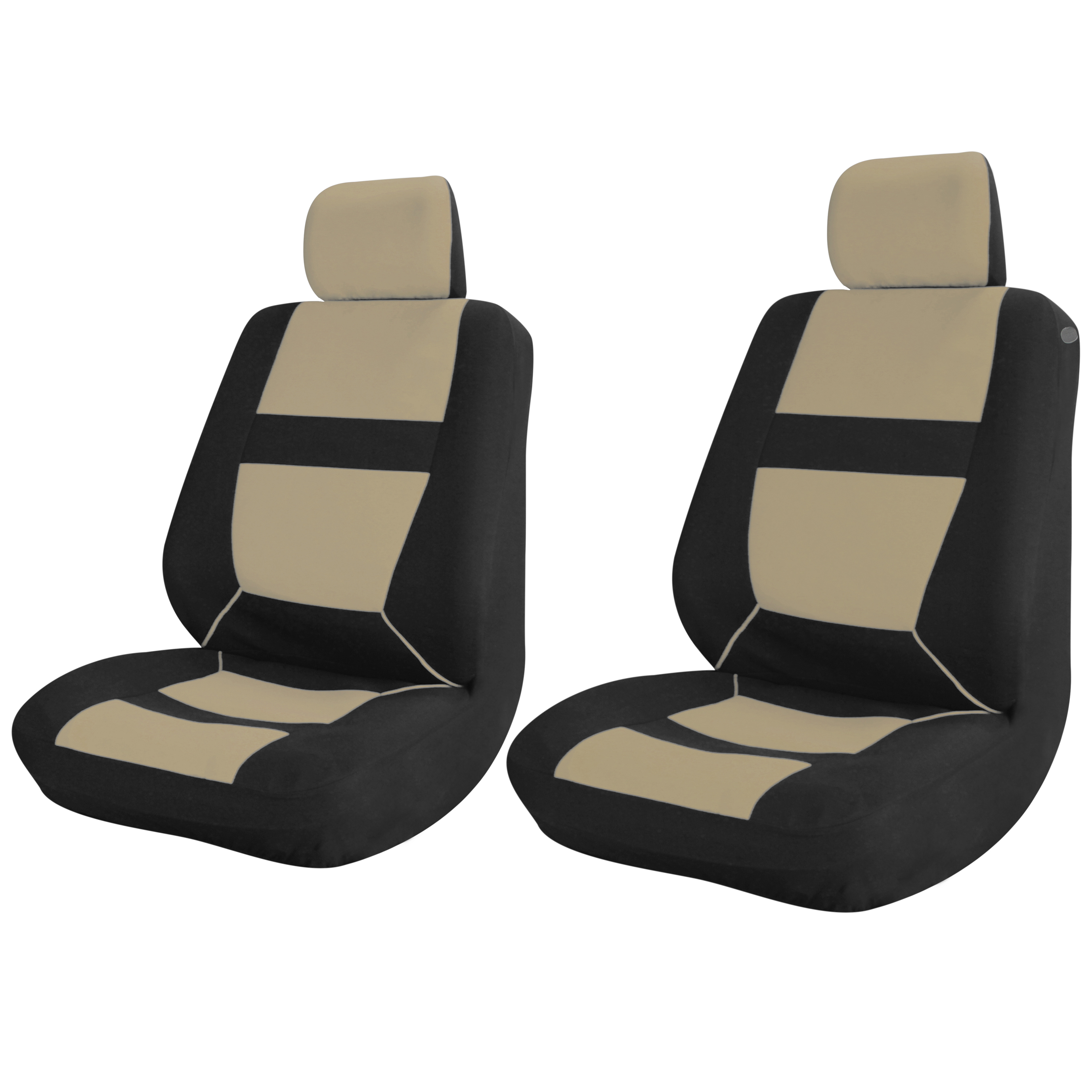 Car Seat Covers For Front Bucket Seats Black Beige Tan