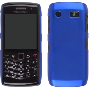 Wireless Solutions Color Click Case for BlackBerry 9100 Pearl - Blue