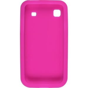 Wireless Solutions Silicone Gel Case for Samsung Galaxy S 4G SGH-T959 - Watermelon