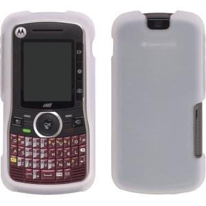 Silicone Gel Case for Motorola Nextel i465 - Clear