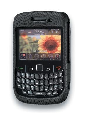 Body Glove Snap-On Case for Blackberry Curve 8530, 8520, 9330 - Black
