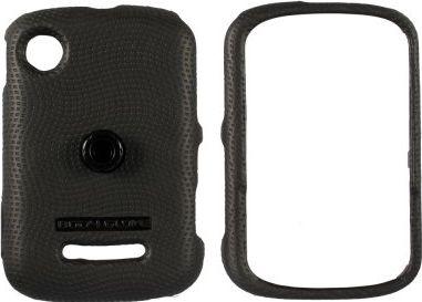 Body Glove - Snap On Case for Motorola Grasp WX404 Push - Black