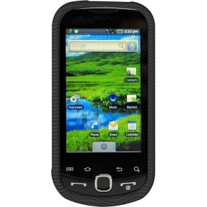 Body Glove Snap-On Case for Samsung Intercept M910 - Black