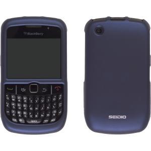 Seidio Innocase I Surface Case for BlackBerry 8520, 8530, 9300, 9330 - Blue