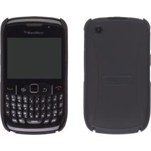 Seidio Innocase Snap Case for BlackBerry 8520, 8530, 9300, 9330 - Black