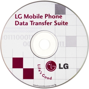 OEM LG PC Sync Software