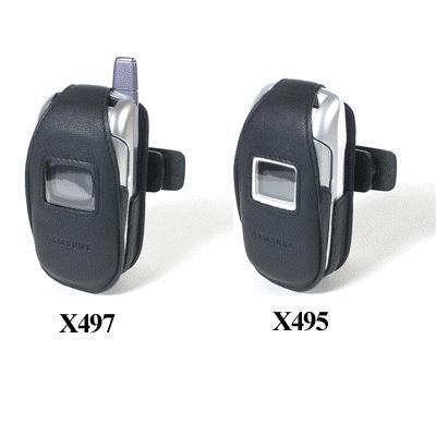 OEM Samsung X495 X497 Leather Case 17200000084