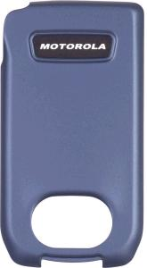 OEM Motorola i860 High Performance Battery Door - Blue