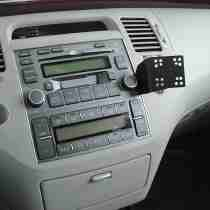 PanaVise Custom InDash Mount for the Hyundai Azera (75118-806)