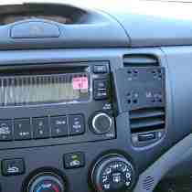 PanaVise InDash Mount 2006.5-2008 Kia Optima 75123-406