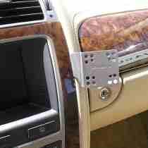 PanaVise InDash Mount 2007-2010 Jaguar XK XKR 75120-207