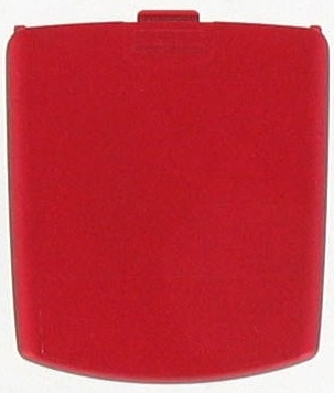 OEM Samsung SYNC SGH-A707 Battery Door/Cover - Red