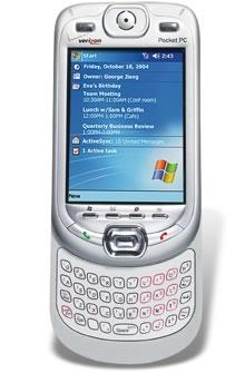 audiovox xv6600 pda phone bluetooth pocket pc for verizon rh unlimitedcellular com