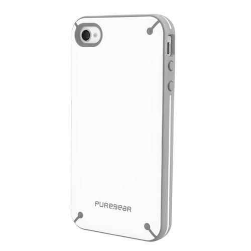 PureGear Slim Shell Case for iPhone 4/4S - Vanilla Bean
