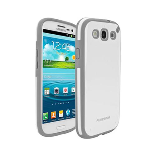 Puregear Slim Shell Case for Samsung Galaxy S3 (Vanilla Bean)