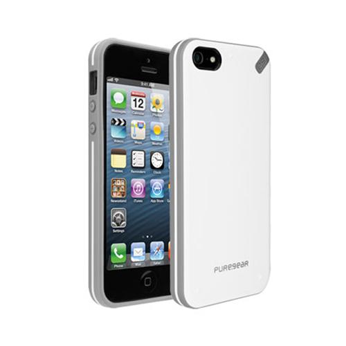 Puregear Slim Shell for Apple iPhone 5 (Vanilla Bean) - 02-001-01819