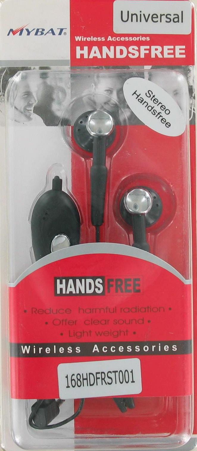 Mybat HandsFree 168HDFRST001 Headset for Kyocera - Black